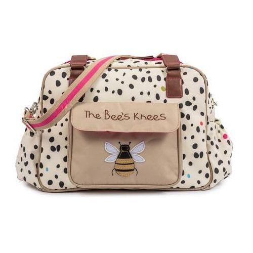 Pink Lining torba na pieluchy THE BEES KNEES, Dalmatyńczyk