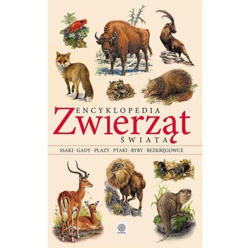 Encyklopedia zwierząt świata, praca zbiorowa
