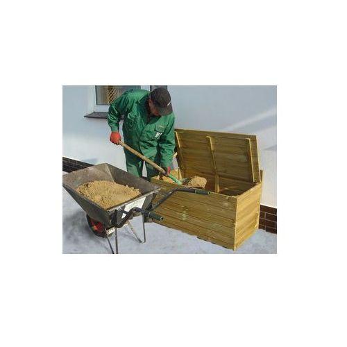 Drewniana skrzynia na piasek, kup u jednego z partnerów