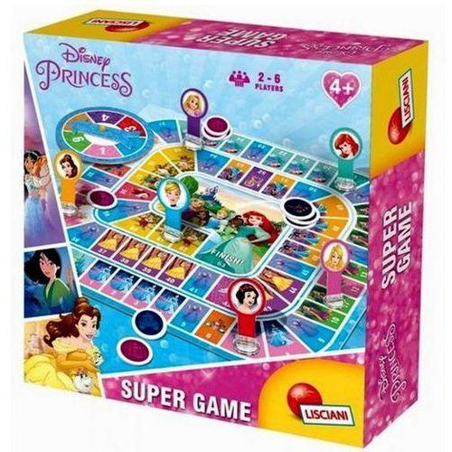 Super gra księżniczki disney 'a od 4 lat marki Lisciani