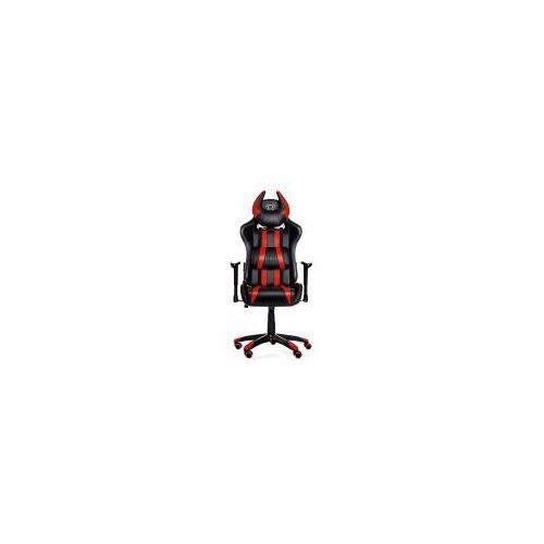 Diablo Chairs X-One Horn (czarno-czerwony)