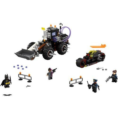 Lego THE MOVIE Dwie twarze i podwójna demolka two-face double demolition - batman 70915