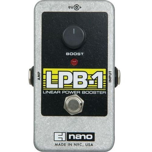 Electro-harmonix lpb-1 power booster