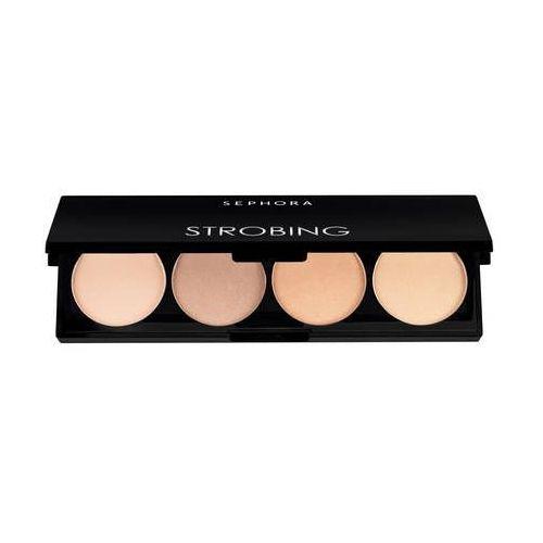Niezbędna paleta do makijażu cery - paleta pudrów rozświetlających marki Sephora collection