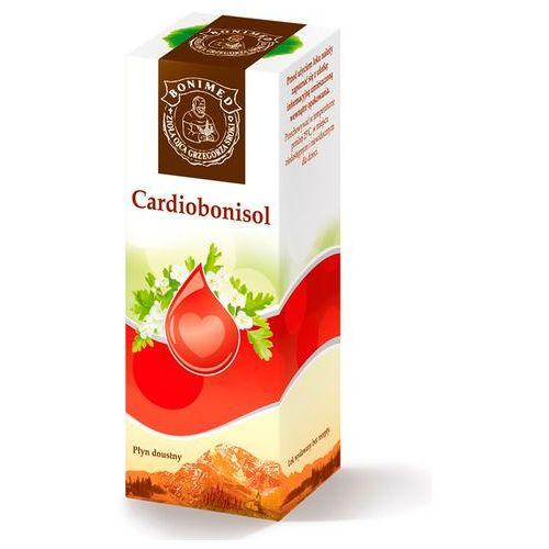 Płyn Cardiobonisol krople ziołowe Ojca Grzegorza Sroki 100 g