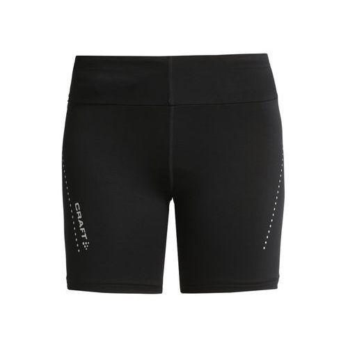 essential spodenki do biegania kobiety czarny s 2019 szorty do biegania marki Craft