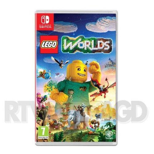 Gra nintendo switch lego worlds marki Cenega