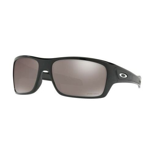 Oakley Okulary turbine polished black prizm black polarized oo9263-4163