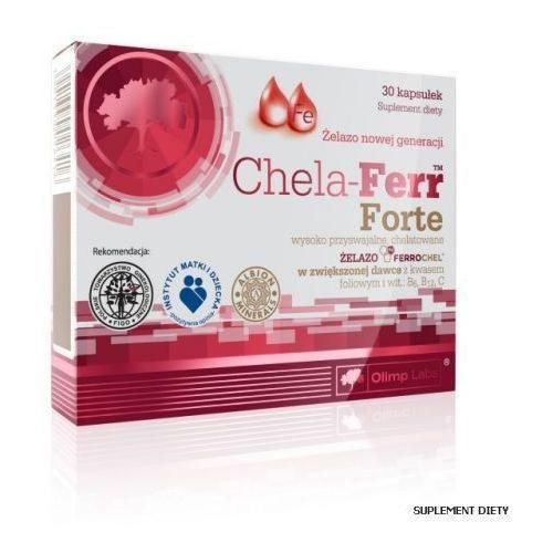 Kapsułki OLIMP Chela-Ferr Forte x 30 kapsułek
