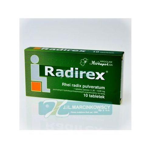 Radirex x 10 tabl (Zioła lecznicze)