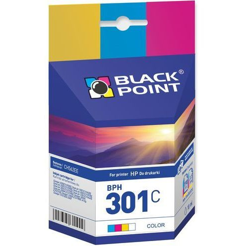 Black point Tusz bph301c zamiennik hp ch562ee