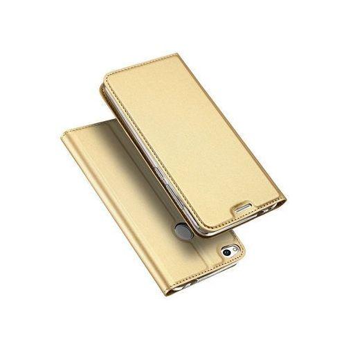 Etui Skin Series Huawei P8/ P9 Lite 2017 złote - Złoty