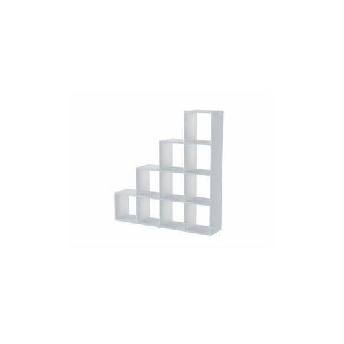 """Regał Szafa """"Alex""""- 006 - biały"""