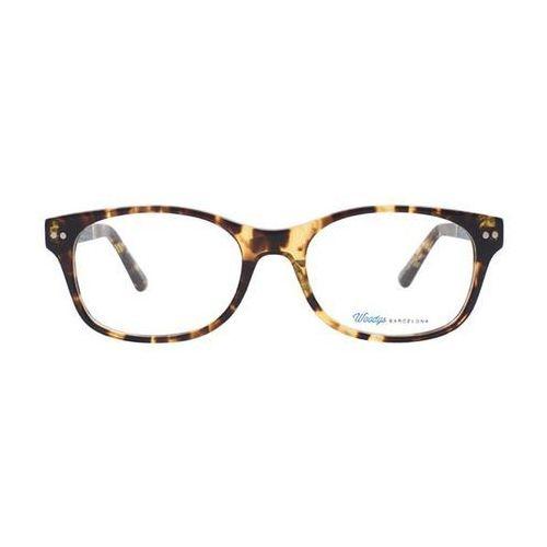 Okulary korekcyjne monti 010 marki Woodys barcelona