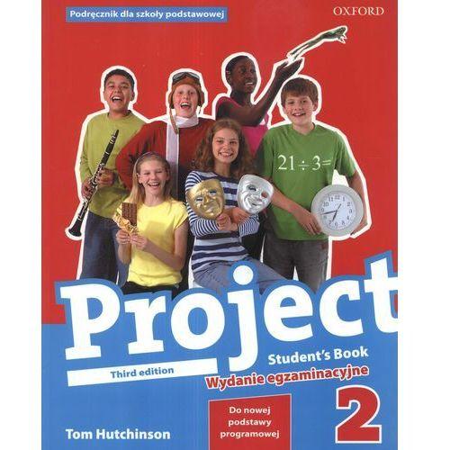Project 2. Wydanie Egzaminacyjne. Podręcznik (88 str.)