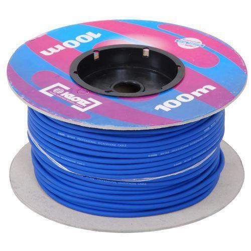 Klotz MY206 kabel mikrofonowy, niebieski