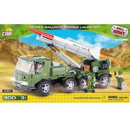 Cobi Small Army 2364 Mob. Ballistic Missile Launcher