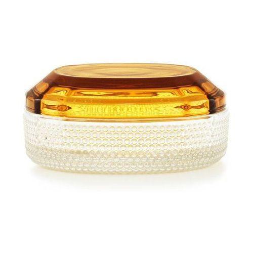 Normann copenhagen Pojemnik na biżuterię brilliant l żółty (5712396002258)