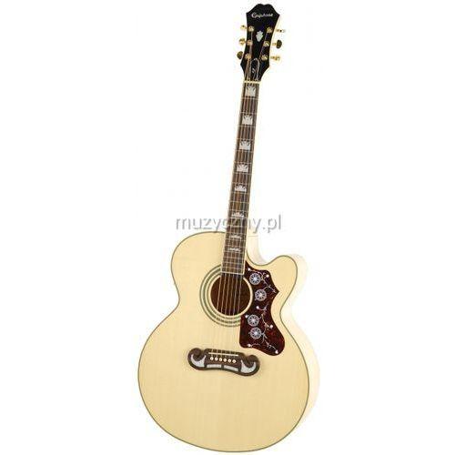 ej200 ce na natural gitara elektroakustyczna marki Epiphone