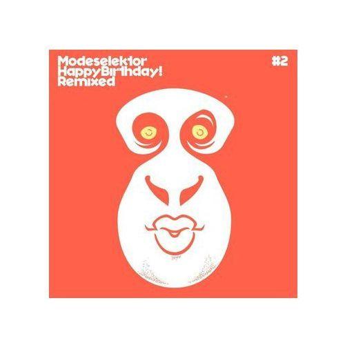 Happy birthday! remixed #2 - modeselektor (płyta winylowa) marki Bpitch control