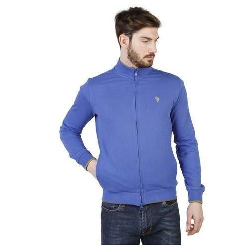 Bluza męska 42274 49333 niebieska marki U.s. polo