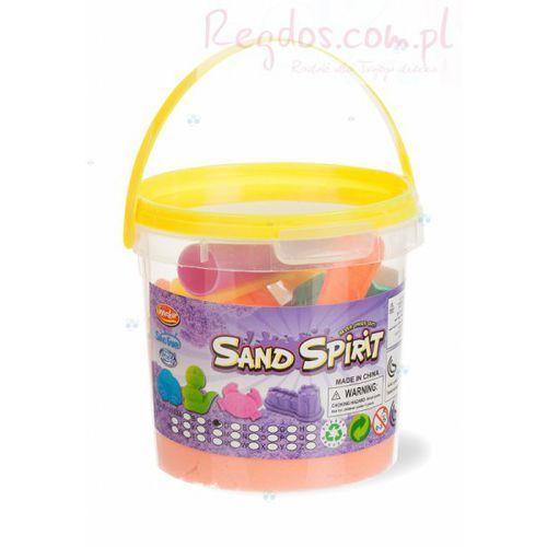Sand-spirit Piasek kinetyczny sand spirit z praską łososiowy (1000010519102)