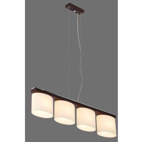 Lampa wisząca 4x60w e27 carlo wenge 1550 - wysyłka 24h (na stanie 1 sztuka) marki Argon