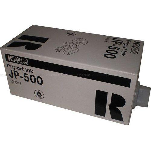 Ricoh farba Black typ JP-500, JP500, 817155, 893158