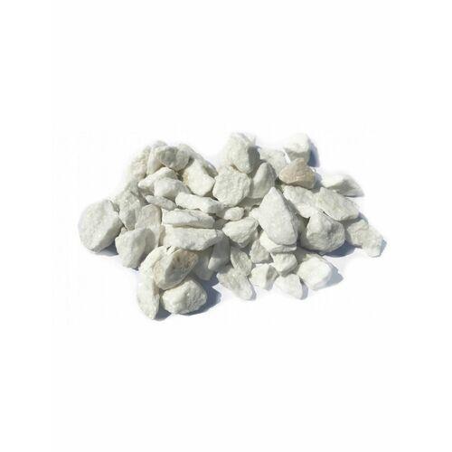 Kamień cristal white grys 32-63 mm marki Stones garden źródła ogrodowych inspiracji