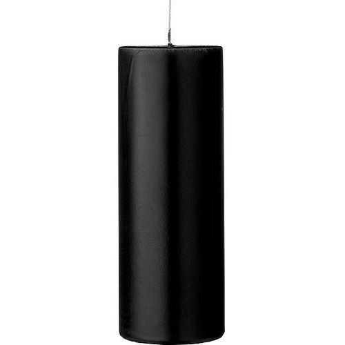 Bloomingville Świeca 20 cm czarna (5711173115310)
