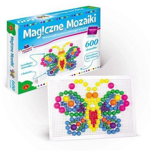 Alexander Magiczne mozaiki kreatywność i edukacja 600 (5906018006643)