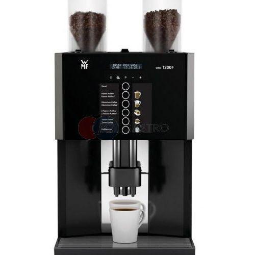 Ekspres do kawy filtrowanej z 2 młynkami zamykanymi automatyczny ze stałym podłączeniem wody 1200 f 03 1210 0200 marki Wmf
