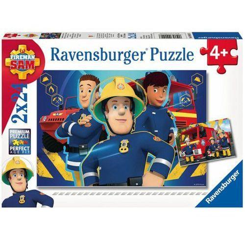Puzzle 2X24 Strażak Sam, 5_501968