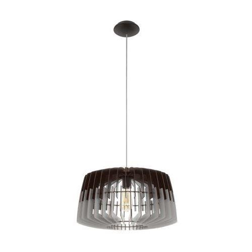 Eglo Artana 96956 lampa wisząca drewno (9002759969561)