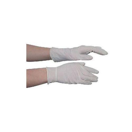 Rękawiczki lateksowe m, opakowanie 100 sztuk marki Unbekannt