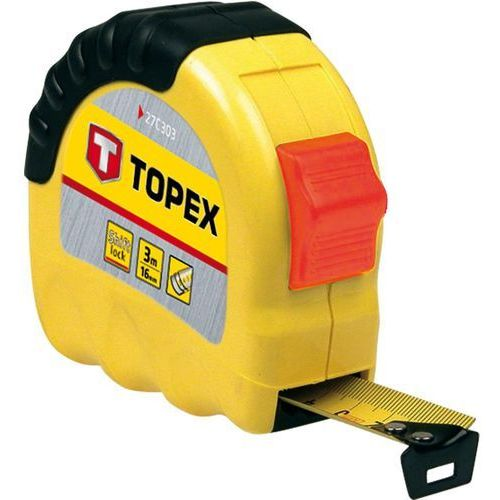 Topex Miara zwijana shiftlock 5m (5902062111784)