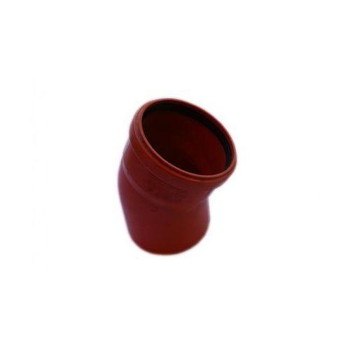 Poliplast Kolano kanalizacji zewnętrznej 110 mm/30° (5907660707063)