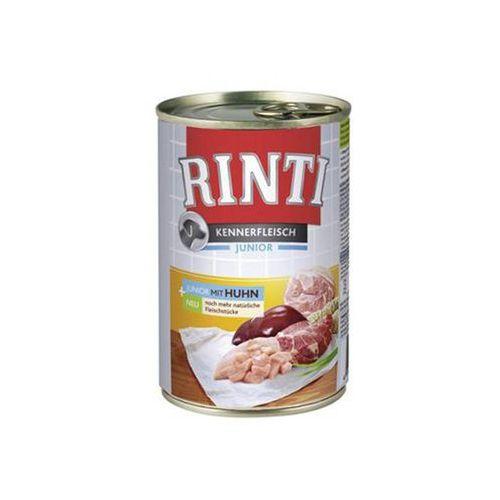 pur kennerfleisch junior - kurczak 400g marki Rinti