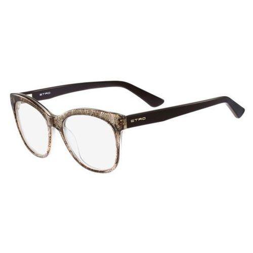 Okulary korekcyjne et 2605 211 marki Etro