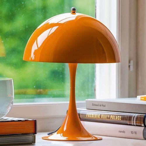 Louis poulsen Panthella - lampe à poser led métal avec variateur h33,5cm-