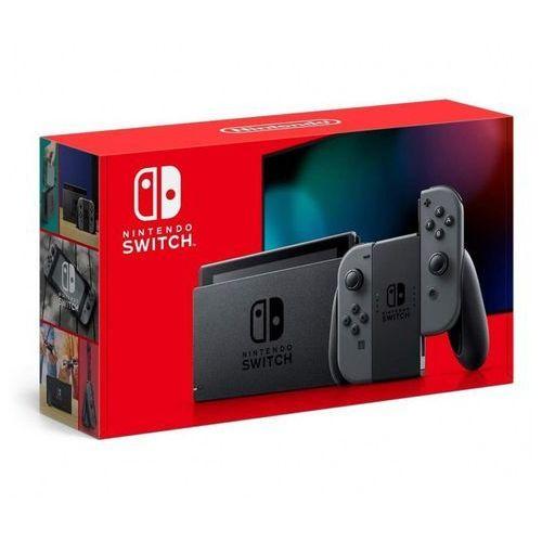 Nintendo switch joy-con v2 (2019) szary
