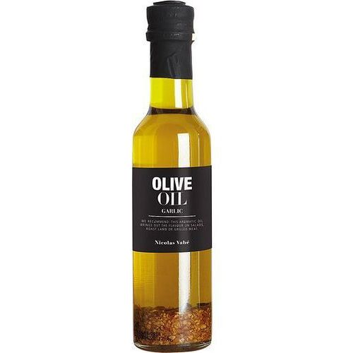 Oliwa z oliwek z czosnkiem marki Nicolas vahe