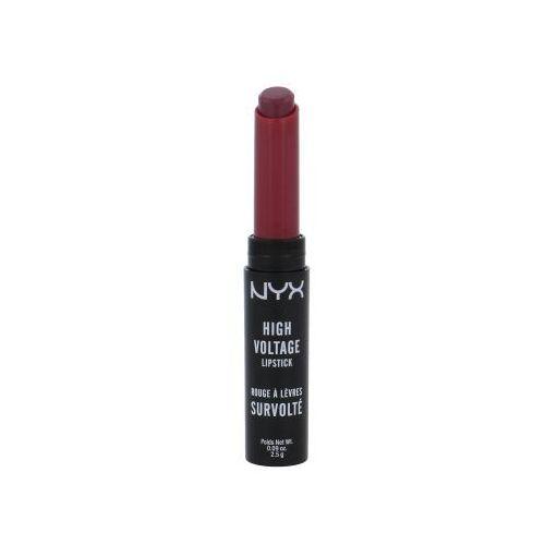 high voltage pomadka 2,5 g dla kobiet 02 wine & dine marki Nyx professional makeup