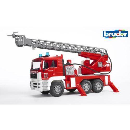 BRUDER Wóz strażacki z dźwiękowym modułem 02771 (4001702027711)