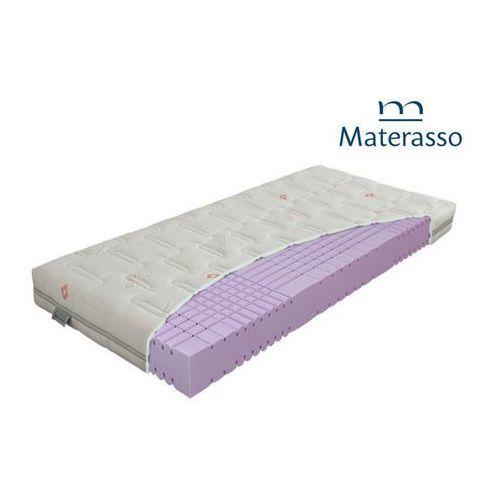 swiss magic - materac piankowy, rozmiar - 80x200 wyprzedaż, wysyłka gratis marki Materasso
