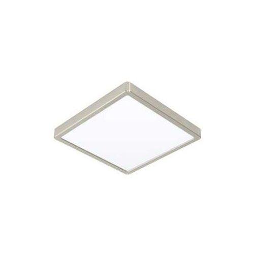 Eglo Fueva 5 99254 plafon lampa sufitowa 1x20W LED nikiel (9002759992545)