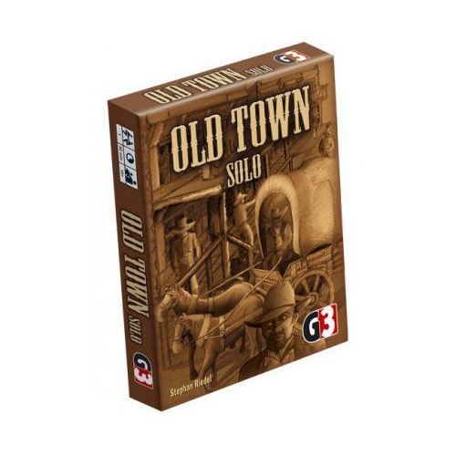 G3 Old town solo