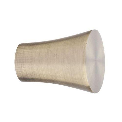 Inspire Końcówka do karnisza pommel antyczne złoto 20 mm 2 szt. (3276200342975)