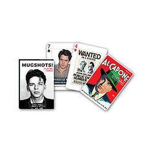 Karty Mugshots zdjęcia policyjne, 1 talia