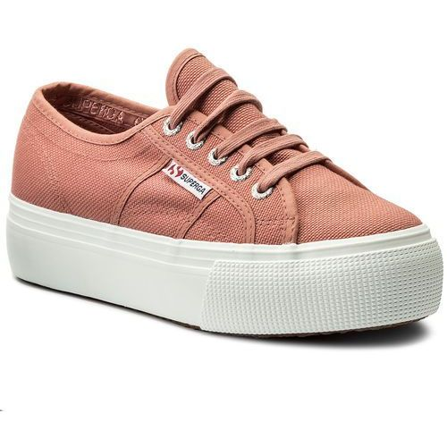 Tenisówki - 2790 acotw linea up and down s0001l0 dusty rose c06, Superga, 38-40